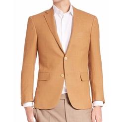 Corneliani - Wool, Silk & Linen Sportcoat