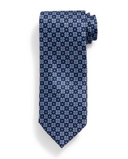 Stefano Ricci  - Neat Square-Pattern Tie