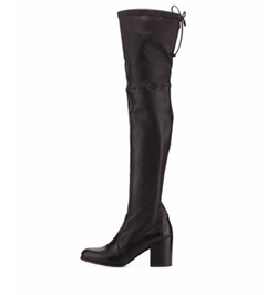 Stuart Weitzman - Tieland Leather Over-The-Knee Boots