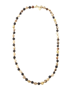 Ashley Pittman - Haba Horn Bead Necklace