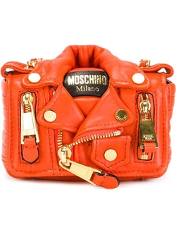 Moschino - Biker Crossbody Bag