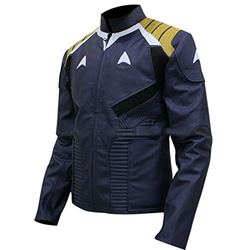 Cinema Jackets - Chris Pine Star Trek Beyond Jacket