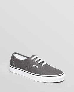 Vans  - Unisex Lace Up Flat Sneakers