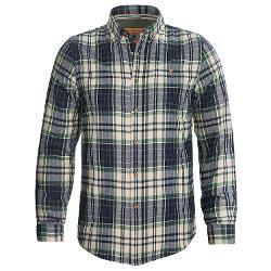 Boston Traders  - Plaid Shirt - Button-Down Collar, Flannel, Long Sleeve