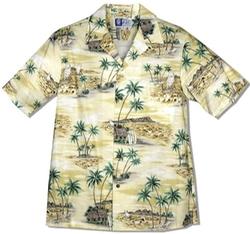 RJC  - Polynesian Island Men