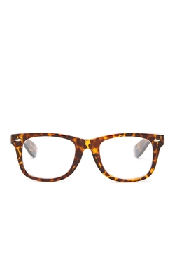Betsey Johnson - Wayfarer Readers Eyeglasses