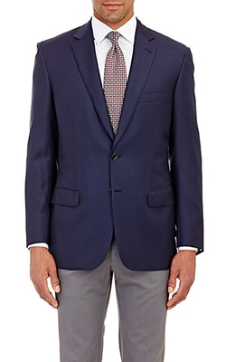 Brioni - Twill Colleseo Two-Button Sportcoat