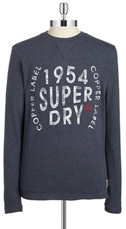 Superdry - Logo Sweater