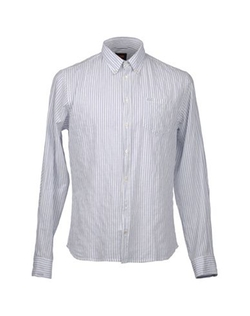 Sun 68 - Long Sleeve Stripe Shirt
