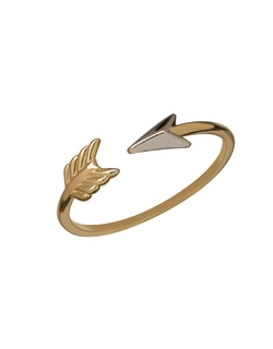 Lord & Taylor - Gold Arrow Ring