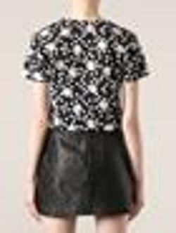Emanuel Ungaro - Floral print t-shirt