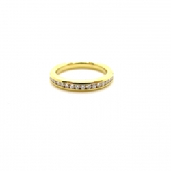 Jessica Danielle - Eternity Wedding Band Ring