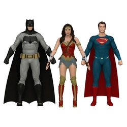 Batman Vs Superman - Dawn Of Justice Bendable Action Figure Set Of 3