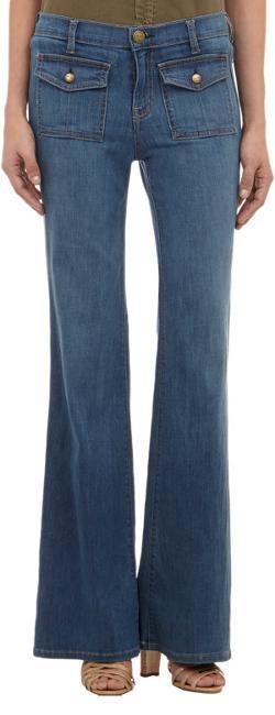 Current/Elliott  - High Waist Dixi Jeans