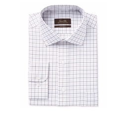Tasso Elba - Windowpane Check Dress Shirt
