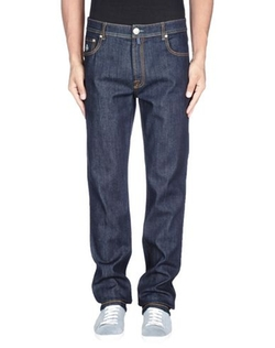 Luigi Borrelli Napoli - Dark Wash Denim Pants