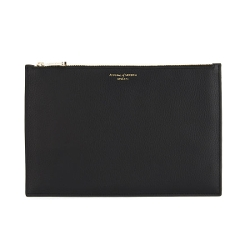 Aspinal of London  - Essential Large Flat Pouch Bag