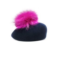 Eugenia Kim - Wool Felt Blocked Beret
