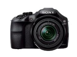 Sony  - A3000 Interchangeable Lens Digital 20.1MP Camera