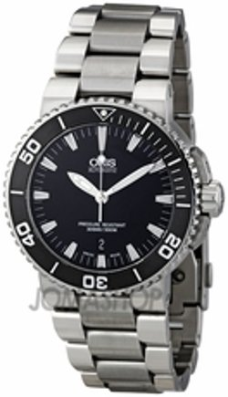 Oris  - Aquis Date 43 mm Steel Mens Watch
