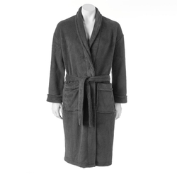 Croft & Barrow - Solid Plus Robe