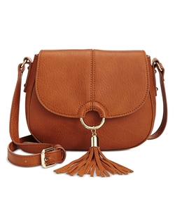 INC International Concepts  - Emerson Saddle Bag