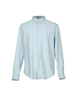 Band of Outsiders  - Washed Denim Shirt