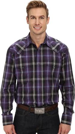 Roper - Smoke House Ombre Shirt