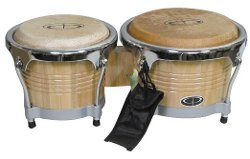 GP Percussion - Tunable Bongos Drum
