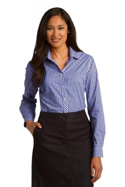 Port Authority  - Gingham Easy Care Shirt