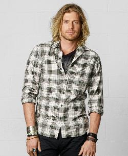 Denim & Supply Ralph Lauren  - Gunner Plaid Shirt