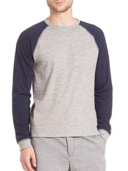 Rag & Bone  - Classic L Colorblock Raglan T-Shirt