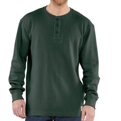 Carhartt - Textured Knit Henley Shirt