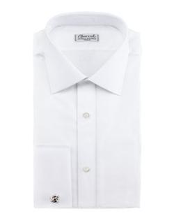 Charvet - French-Cuff Dress Shirt