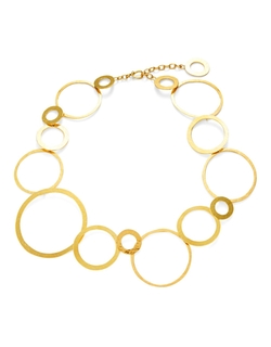 Herve Van Der Straeten - Circle Collar Necklace