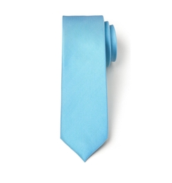 Origin Ties  - Solid Color Silk Skinny Tie