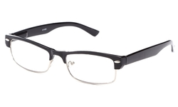 Newbee Fashion Reading Glasses -  Slim Temple Reading Glasses