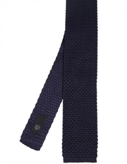 Ascot Accessories - Knitted Silk Tie
