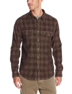 True Grit - Canyon Cord Dakota Checks Shirt