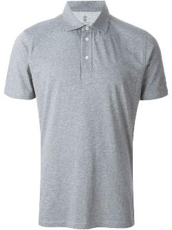 Brunello Cucinelli - Classic Polo Shirt