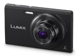 Panasonic  - Lumix DMC-FH10 16.1 MP Compact Digital Camera