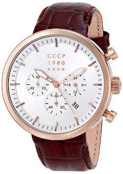 CCCP - Kashalot Analog Display Japanese Quartz Watch