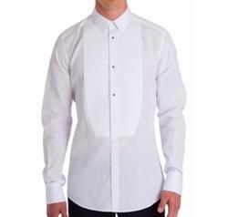 Dolce & Gabbana  - Slim Tuxedo Shirt