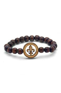 Swagg Wood  - Wood Charm Bracelet