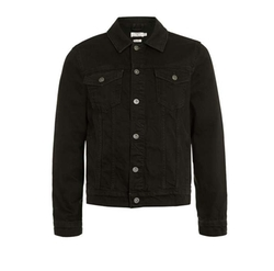 Topman - Denim Western Jacket