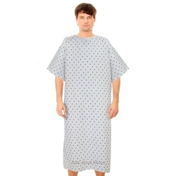 Abc and More - Hospital Patient Medical Exam Twill Gowns