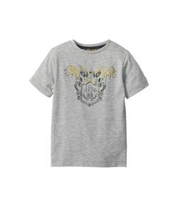 Roberto Cavalli Kids - Gold Raised Print T-Shirt