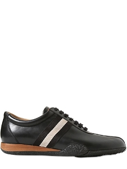 Bally - Calf Leather Sneakers