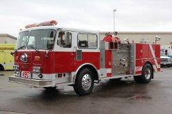 Seagrave  - Pumper Firetruck