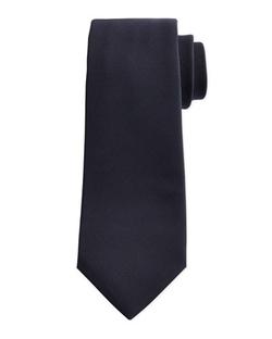 Kiton   - Solid Woven 15-Micron Tie